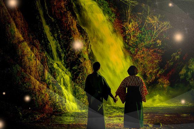 【山形県】歴史と未来を灯す、幻想空間。「銀山温泉 千年廻廊2021」開催! 画像3