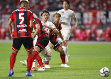 J1、首位川崎が4試合ぶり勝利 横浜M敗れ4差に、鹿島3位浮上 画像1