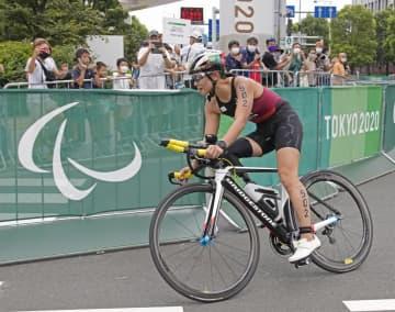 トライアスロン女子、谷は10位 競泳山口は予選1位 画像1
