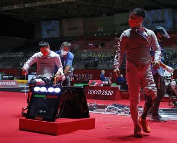 日本は1次リーグ敗退 車いすフェンシング・29日 画像1