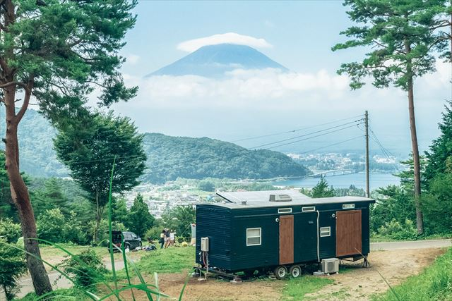 富士山麓・河口湖の自然の中でリトリートできる「RetreatCamp まほろば」 画像2