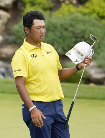 松山46位、カントレーが優勝 米ゴルフ、BMW選手権最終日 画像1
