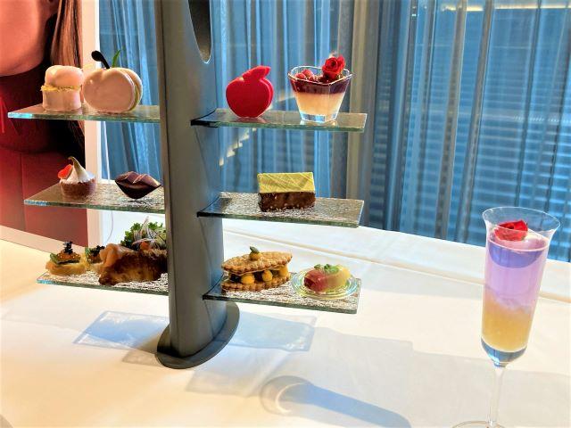 NINA RICCIの香りをイメージしたアフタヌーンティー!ホテルで心ときめくひとときを「ザ・サウザンド キョウト」【実食ルポ】 画像9