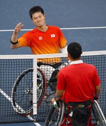 上地結衣、大谷桃子らが8強入り 車いすテニス・30日 画像1