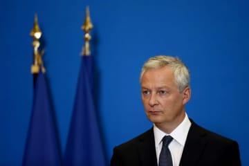 仏、コロナ企業支援縮小へ 9月以降、経済回復で 画像1