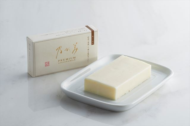 高級「生」食パン専門店 乃が美から食パン専用バター誕生!数量限定『超純白バター』 画像1