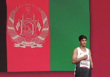 アフガン選手がパラ陸上に初出場 参加を一時断念、夢舞台で全力 画像1