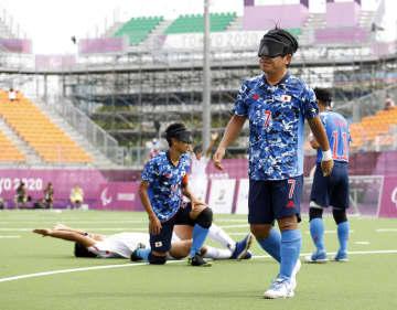 日本、中国に敗れ準決勝に進めず 5人制サッカー・31日 画像1