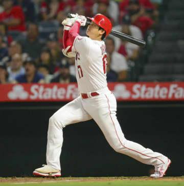 大谷は4打数1安打1打点 ヤンキース戦、本塁打と3三振 画像1