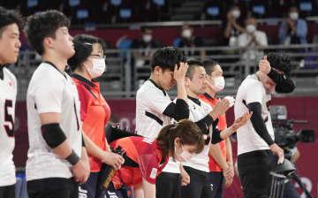 男子日本は準々決勝敗退 ゴールボール・31日 画像1