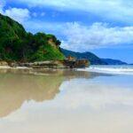 天然塩づくりの海水
