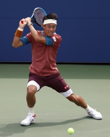 全米テニス、錦織が2回戦へ 土居も、15年大会以来 画像1