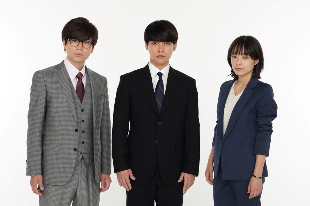 ドラマ「二月の勝者」初回放送が10月16日に決定! 柳楽優弥、井上真央、加藤シゲアキのビジュアルも解禁に 画像1