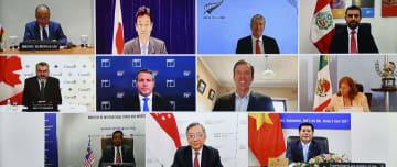 月内にも英国TPP加入で初会合 参加11カ国、ルール水準維持 画像1