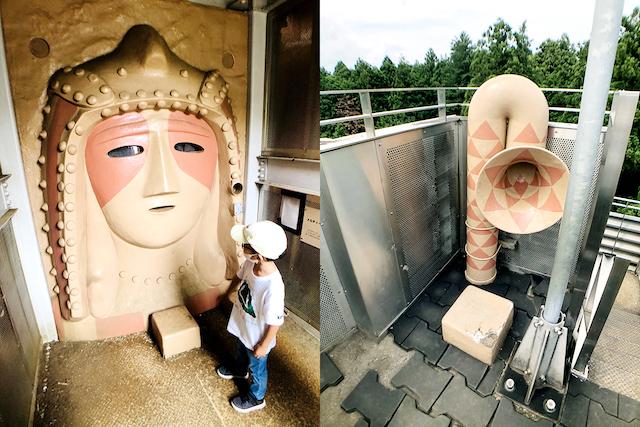 日本列島ゆるゆる古墳ハント(30)「はに丸タワー」が目玉!古墳体験が楽しい、茨城県水戸市「牛伏古墳群」と「くれふしの里古墳公園」 画像5