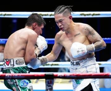 井岡一翔、判定で3度目防衛 WBO世界スーパーフライ級 画像1