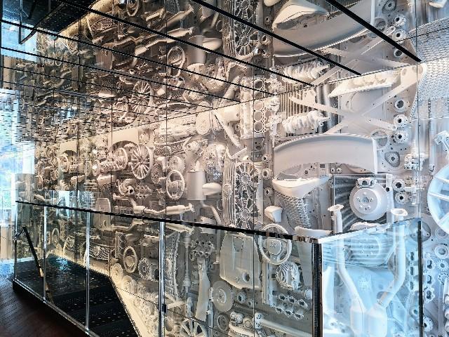 """自分で完成させる""""宝石かき氷""""実食ルポ!「レクサス」のカフェで9月限定の楽しみを堪能【南青山】 画像19"""