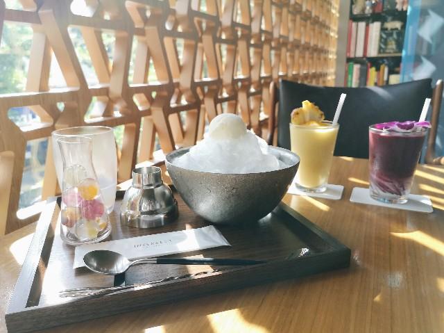 """自分で完成させる""""宝石かき氷""""実食ルポ!「レクサス」のカフェで9月限定の楽しみを堪能【南青山】 画像25"""