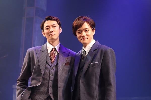 辰巳雄大、主演舞台で林翔太と恋人役 林「キュンキュンしながらお芝居をしていた」 画像1
