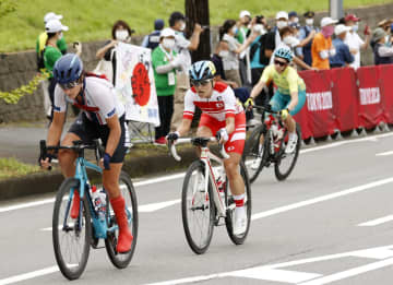 東京パラ、自転車の杉浦が2冠 女子個人ロードレース 画像1