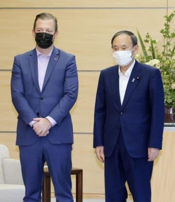 パラ協力で首相に謝意 IPC会長「最良の大会」 画像1