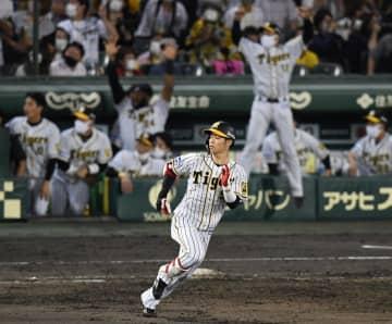 神7―3巨(3日) 阪神が逆転勝ち 画像1