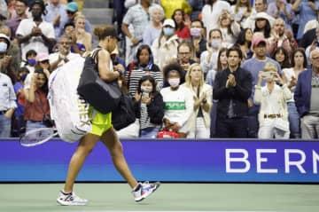 テニスの大坂が休養示唆 全米オープン3回戦で敗退 画像1
