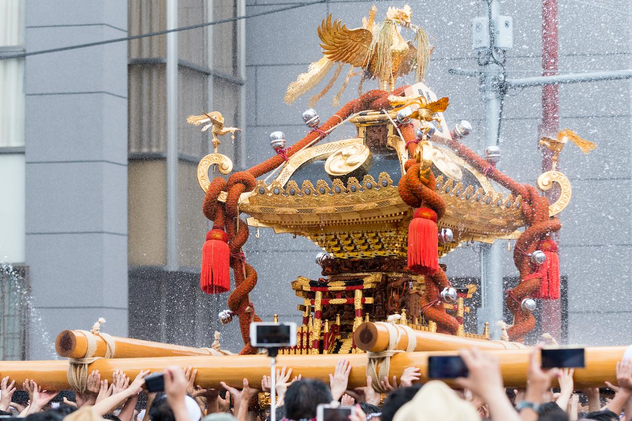 【日本人が知らない神社の秘密5】神輿とはそもそも何なのか? 画像1