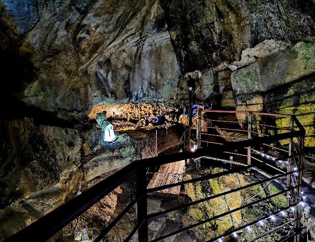 神秘の空間「鍾乳洞」をはしご!洞川の大自然に触れるアクティビティ【奈良・天川村】 画像11