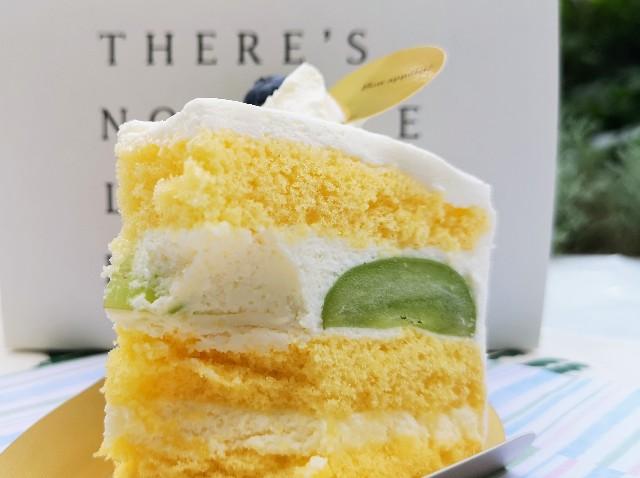 "【YATSUDOKI】""シャインマスカットフェスタ""開催中!素材の良さが光るショートケーキを実食ルポ 画像9"