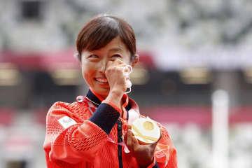 東京パラ、道下が女子マラソン金 バド里見2冠、梶原もV 画像1