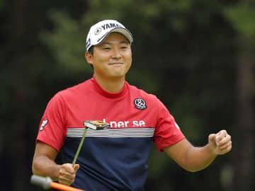 今平が逆転、通算5勝目 男子ゴルフ最終日 画像1