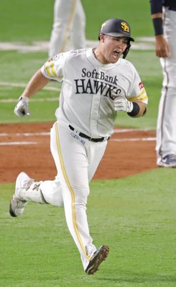 ソ12―4オ(5日) リチャードが逆転満塁弾 画像1