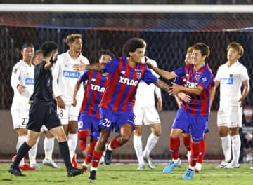 FC東京、浦和、名古屋が4強 C大阪も、ルヴァン杯準々決勝 画像1