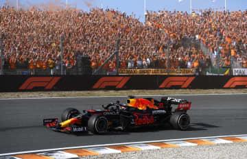 フェルスタッペンが今季7勝目 F1第13戦、角田リタイア 画像1