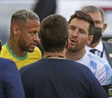 W杯南米予選、開始直後に中断 出場選手の隔離を巡り 画像1
