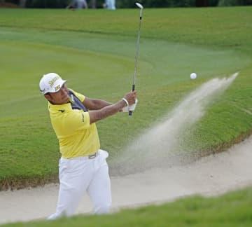 松山英樹26位、カントレーがV 米男子ゴルフ、今季最終戦 画像1