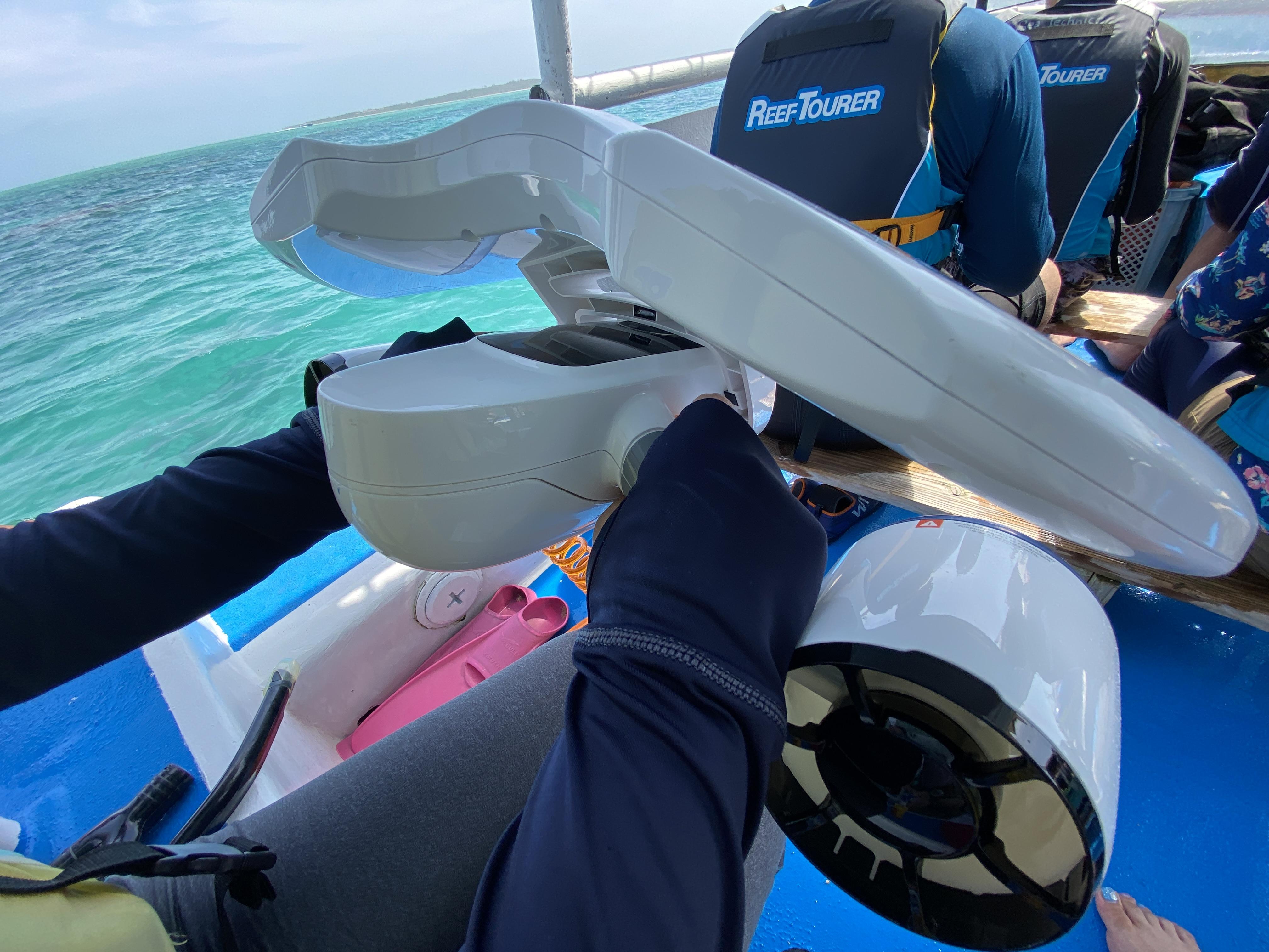 【リゾナーレ小浜島 宿泊ルポ|後編】幻の島、海上ラウンジ、日本最大珊瑚礁でのシュノーケルまで、最高のアクティビティを体験! 画像16