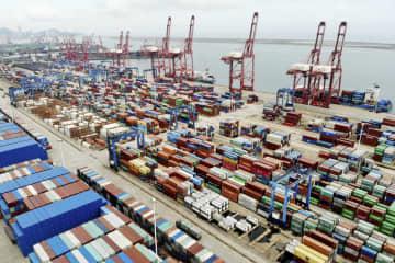 中国8月の輸出25%増 外需の回復堅調 画像1