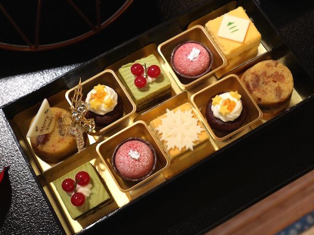 いちご、栗、ピスタチオ!「ホテル椿山荘東京」の美しき贅沢クリスマスケーキ 画像9