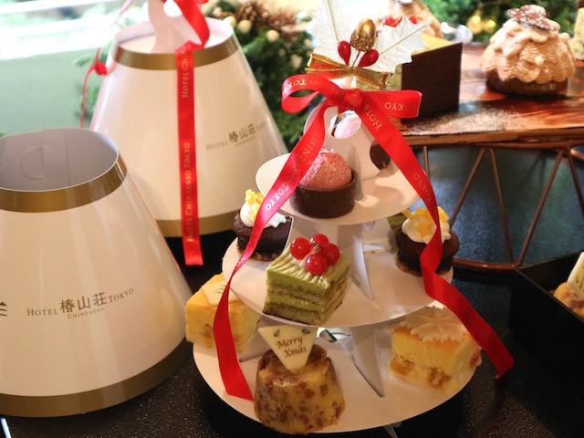 いちご、栗、ピスタチオ!「ホテル椿山荘東京」の美しき贅沢クリスマスケーキ 画像10