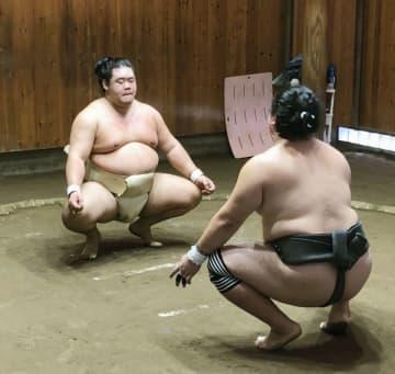 新関脇の明生「自分の相撲貫く」 26歳ホープが意気込み 画像1
