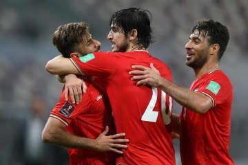 イラン2連勝、韓国初勝利 W杯アジア最終予選A組 画像1