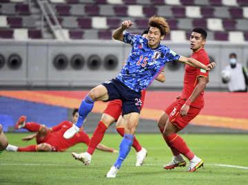 大迫決勝弾、日本が中国に1―0 W杯最終予選、2戦目で初勝利 画像1