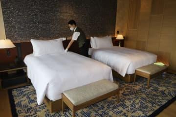 京都に外資系高級ホテル 16日開業、コロナ後見据え 画像1