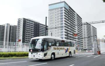 東京パラの選手村が閉村 宿泊棟、住宅向け改装へ 画像1