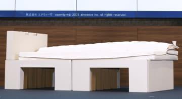 五輪・パラ選手村の寝具を再利用 公共性の高い施設に寄贈 画像1