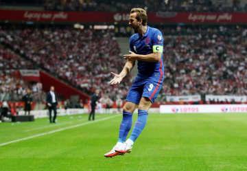 イングランドは分ける サッカーW杯欧州予選 画像1