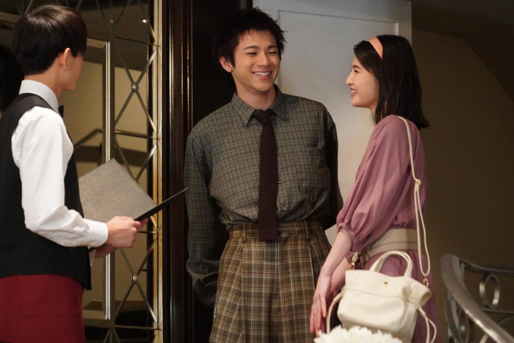 「ハコヅメ」山田裕貴と三浦翔平のデートが地獄の展開に 「山ぴょん&もじゃぴょんコンビに爆笑した」 画像1