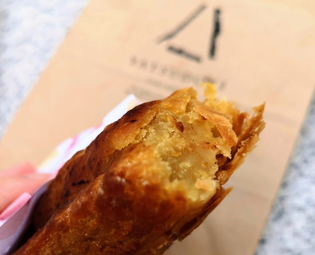 【YATSUDOKI】秋の新作!芋好き注目の「スイートポテトパイ」実食ルポ 画像10
